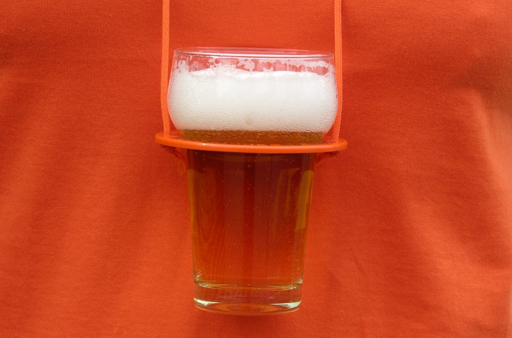 Drankhanger, glashanger, bierhanger